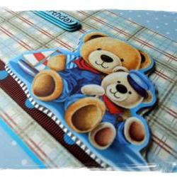 Beary Happy Birthday Handmade Card