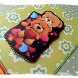 Beary Love You Handmade Card